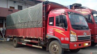 山东一货车被查,司机在检测站内喝剧毒农药